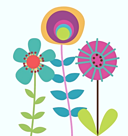flowers graphic 2