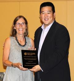 Carolyn award