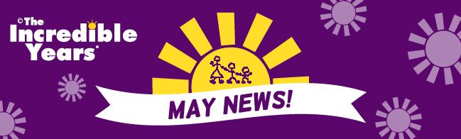 May news banner