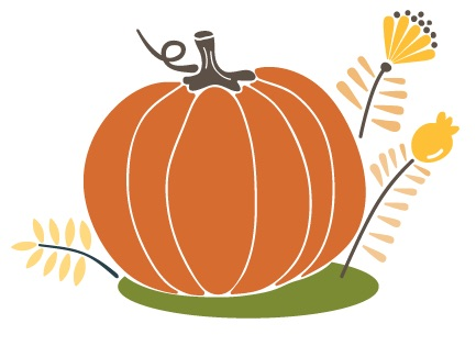 November pumpkin
